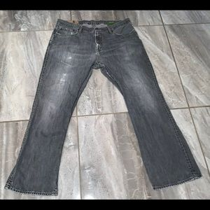 Gap 1969 Jeans MENS 38 X 30 JEANS Distressed